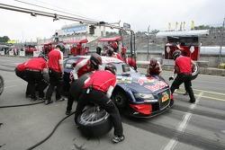 Pistopp Mattias Ekstroem, Audi Sport Team Abt, Audi A4 DTM