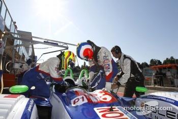 #16 Pescarolo Team Pescarolo Judd: Emmanuel Collard, Christophe Tinseau, Julien Jousse