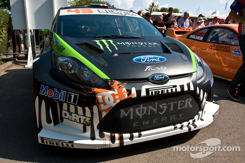 Ken Blocks World Rally Fiesta