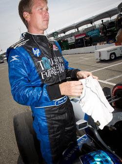 IndyCar de dos plazas: Davey Hamilton