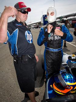 IndyCar two-seater experience: Davey Hamilton