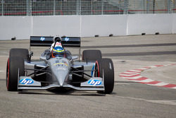 IndyCar two-seater experience: Davey Hamilton