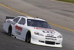 The Hendrick test car