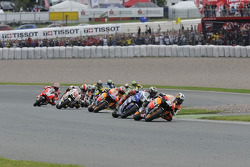 Dani Pedrosa, Repsol Honda Team leads the field