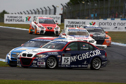 Alain Menu, Chevrolet Cruze 1.6T, Chevrolet and Tom Coronel, BMW 320 TC, ROAL Motorsport
