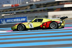 #9 Belgian Racing Ford GT: Christoffer Nygaard, Vanina Ickx