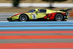 #9 Belgian Racing Ford GT: Christoffer Nygaard, Vanina Ickx