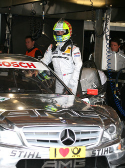 Jamie Green, HWA AG, Mercedes AMG C-Klasse 2009