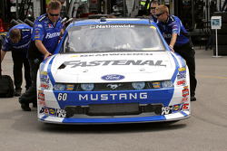 Roush-Fenway Ford team members at work