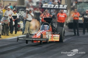 Spencer Massey, Preston/FRAM Dragster