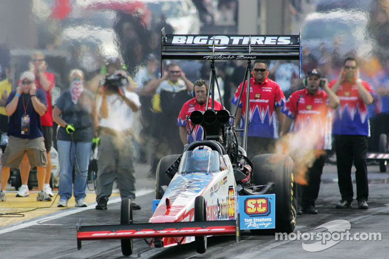 Dominick Lagana, Service Central Dragster