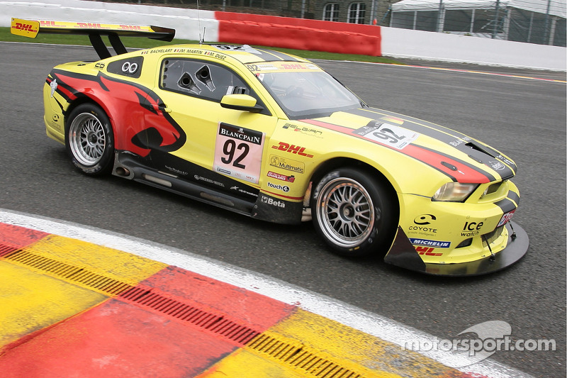 92 marc vds racing team ford mustang fr500  marc duez