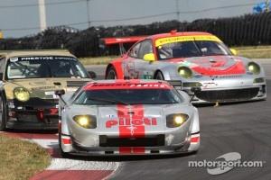 Robertson Racing Doran Ford GT:  Andrea Robertson, Melanie Snow