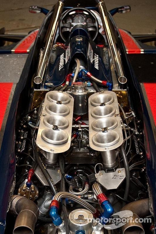 Motor# 12 Jeff Lewis, 1980 Lotus 81B