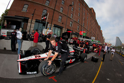 Car of Will Power, Team Penske