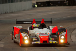 #37 Intersport Racing Oreca FLM09: Kyle Marcelli, Tomy Drissi