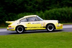 1973 Porsche 911 Carrera RS IROC driven by Peter Revson