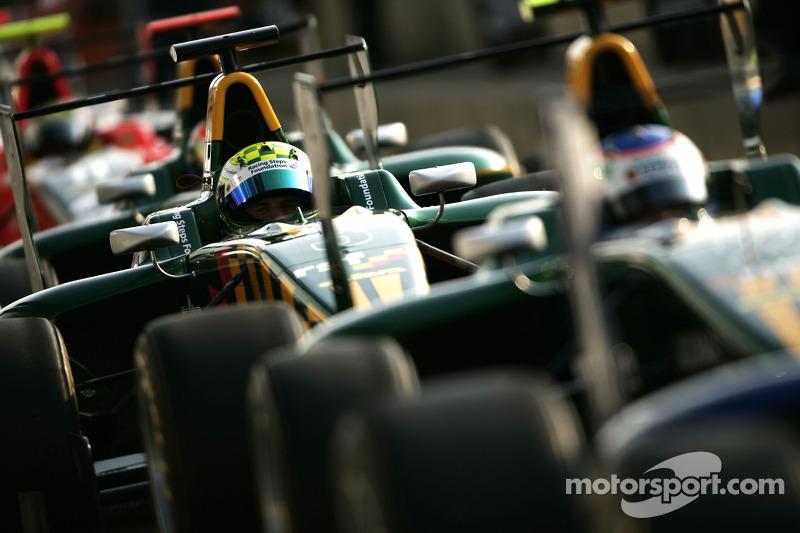 Champion 2011 (équipes) : Lotus ART