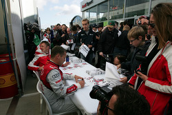 Tom Kristensen, Allan McNish