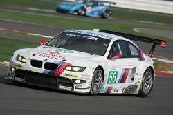 #56 BMW Motorsport BMW M3 GT: Andy Priaulx, Uwe Alzen