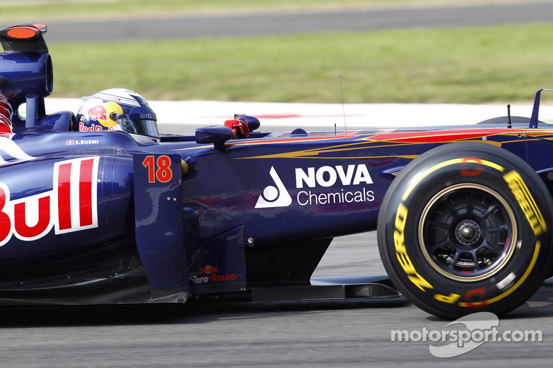 "20. <img src=""https://cdn-8.motorsport.com/static/img/cfp/0/0/0/200/208/s3/switzerland-3.jpg"" alt="""" width=""20"" height=""12"" /> Sebastien Buemi, 55 Grandes Premios (2009-2011), el mejor resultado es el 7° lugar en (Australia 2009 y Brasil 2009)."