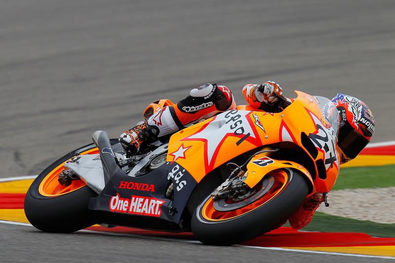 2011: Casey Stoner, Honda RC212V