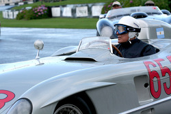 Fangio Tribute: Stirling Moss