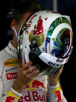 Шлем Себастьяна Феттеля, Red Bull Racing