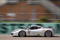 #777 Ferrari of Québec Ferrari 458 Challenge: Emmanuel Anassis