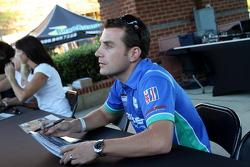 Petit Le Mans pre-race party: Bryan Sellers