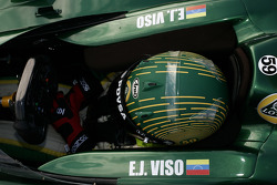 E.J. Viso, KV Racing Technology-Lotus