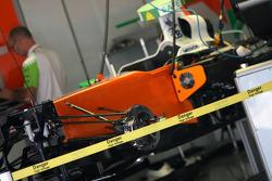 Force India Racing Team KERS