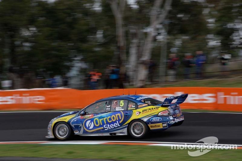 #5 Ford Performance Racing: Mark Winterbottom, Steven Richards