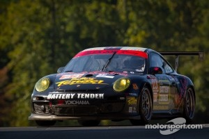 #23 Alex Job Racing Porsche 911 GT3 Cup: Bill Sweedler, Leh Keen, Brian Wong