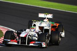 Серхіо Перес, Sauber F1 Team