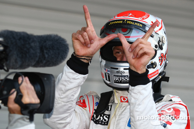 2011 год. Дженсон Баттон, McLaren