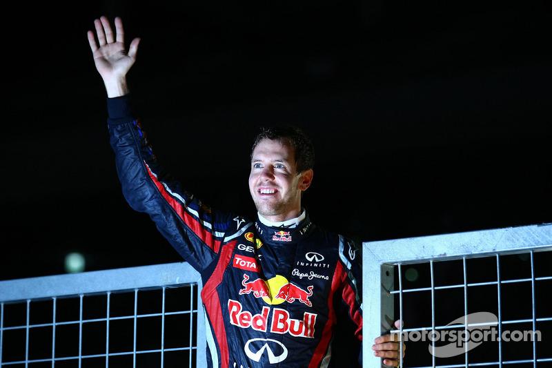 2010: Het begin van het Vettel-tijdperk