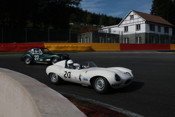 #20 Jaguar D-type: Карлос Монтеверде, Гарі Пірсон