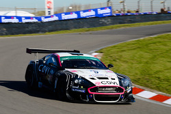 #9 LMP Motorsport Aston Martin DBRS9: Gael Lesoudier/Maxime Martin