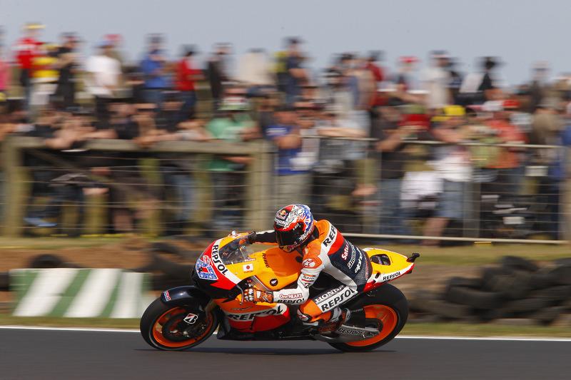 2011 - Кейсі Стоунер, Honda