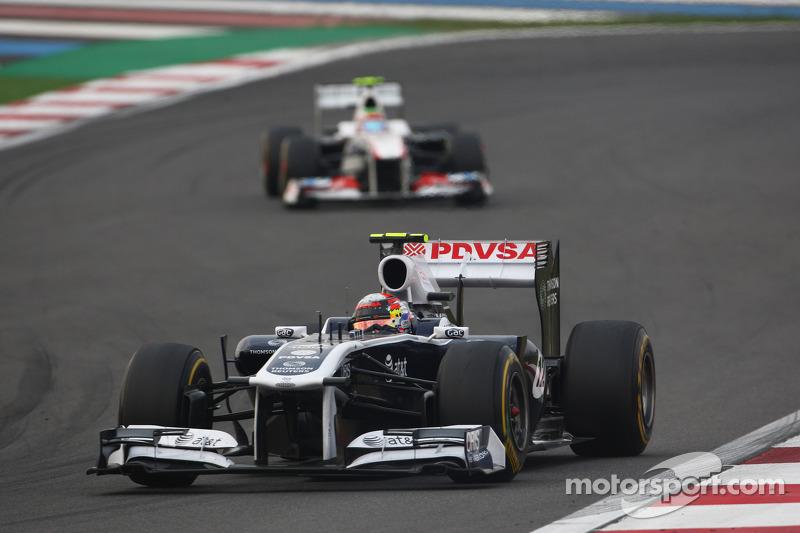 2011: 威廉姆斯FW33赛车