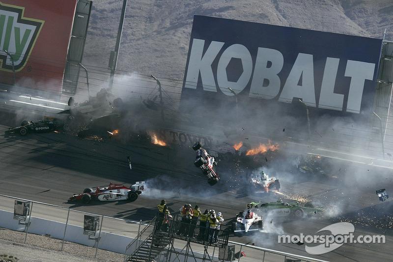Лас-Вегас 2011: смертельна аварія Дена Велдона