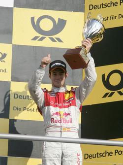 3rd Miguel Molina, Audi Sport Team Abt Junior, Audi A4 DTM