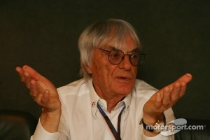 F1 was not good for his marriage says Ecclestone