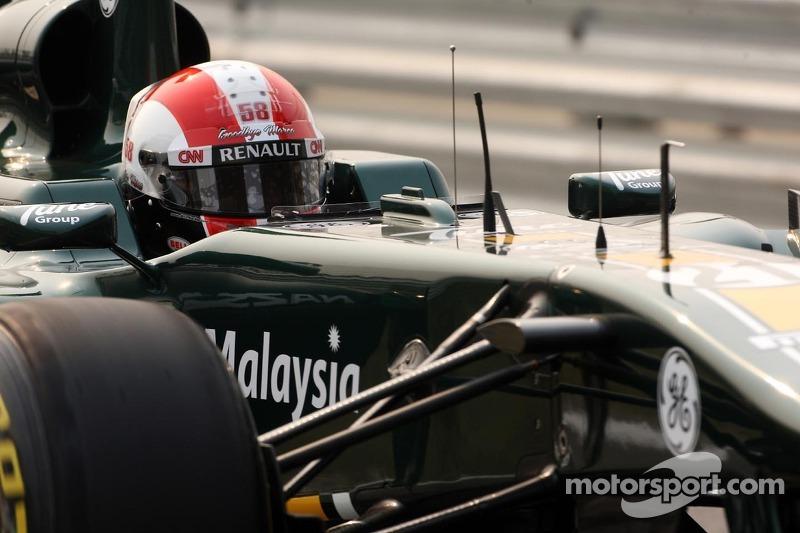Jarno Trulli, Team Lotus tiene homenaje a Marco Simoncelli en su ...