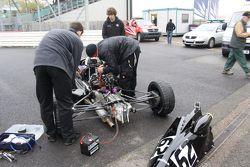 Running repairs for Dan Headlam