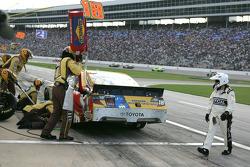 Michael McDowell, Joe Gibbs Racing Toyota