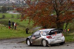 Кімі Райкконен і Кай Ліндстрьом, Citroën DS3 WRC, ICE 1 Racing