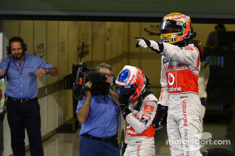 17-Gran Premio de Abu Dhabi 2011, McLaren