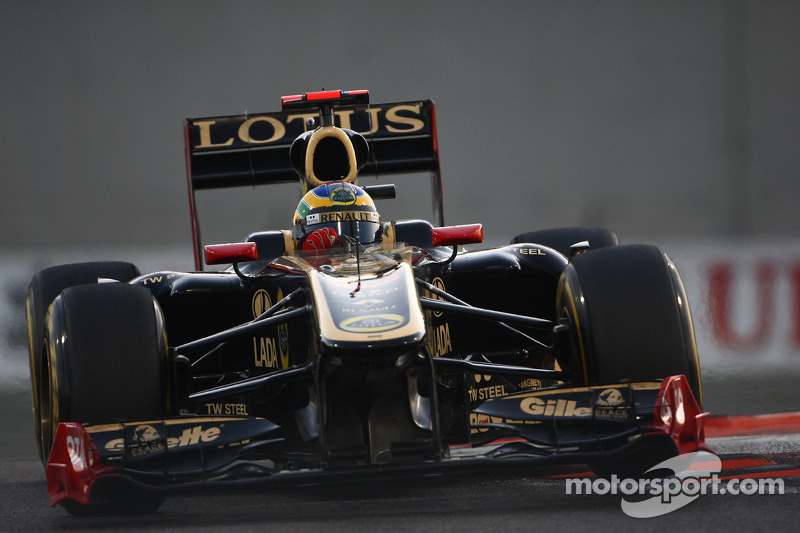 Renault 2011: Bruno Senna, Renault R31